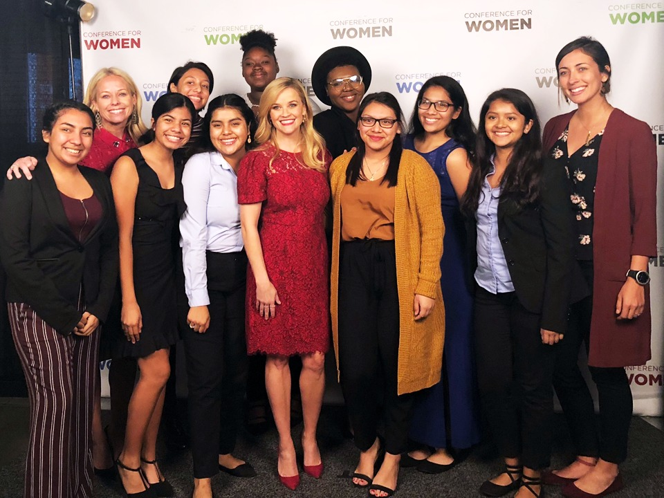 bc509f0b21 On October 24th, members from our JKL program at East Austin College Prep  attended the 20th Annual Texas Conference for Women. This amazing event  provided ...